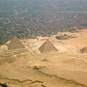 悠久の王国の栄華を垣間見る―ギザのピラミッド