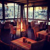 アンマン市にある雰囲気の良いカフェ Old View