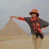 悠久のエジプトでまずは太陽を楽しむ!