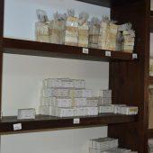 100% ヨルダン産のアジュルーン石鹸をお土産にいかが?