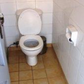 """ヨルダンのトイレ """"あるある"""" 話"""