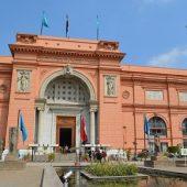 貴重な展示品の数々! エジプト考古学博物館へ GO!