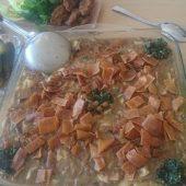 ダマスカスっ子のお料理:ハッラーァ' ウスバア