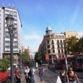 スペインの近代都市バレンシア