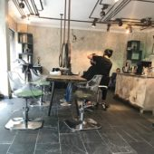 トルコで初体験! トルコ人のヘアスタイリストさん