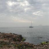 雨の週末はプリンセス諸島へお出かけ