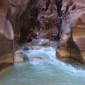 ワディムジブ保護区―死海の隠れた観光名所 (ヨルダン)