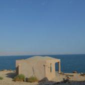 ムジブ保護区で死海を独り占め! (ヨルダン)